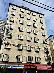堀江グリーンハイツ[1階]の外観