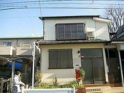[一戸建] 東京都大田区千鳥1丁目 の賃貸【/】の外観