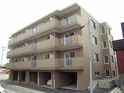 北海道札幌市東区北三十七条東1丁目の賃貸マンションの外観