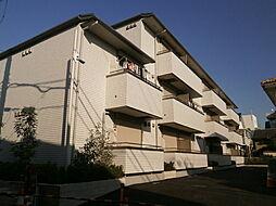 ヴィラ デ ソール[2階]の外観