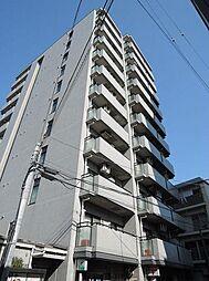 神奈川県横浜市鶴見区生麦4丁目の賃貸マンションの外観