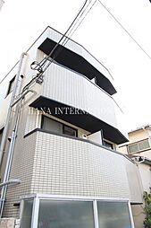 東京都調布市小島町3丁目の賃貸マンションの外観