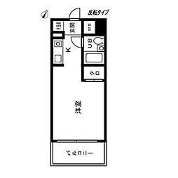 メゾン・ド・天神[2階]の間取り