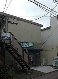 東京都大田区矢口1丁目の賃貸アパートの外観