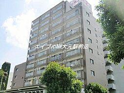 西川コーポ[2階]の外観