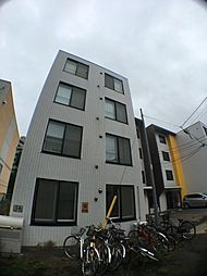 北海道札幌市豊平区美園五条2丁目の賃貸マンションの外観