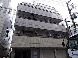 ランドフォレスト横浜蒔田[3階]の外観