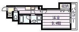 仮称)新築河内国分マンション[1階]の間取り
