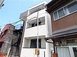 兵庫県明石市大蔵天神町の賃貸アパートの外観