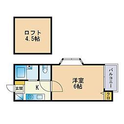 【敷金礼金0円!】ピュア茶山弐番館