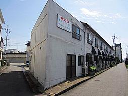 ワンルームマンション喜田[23号室]の外観