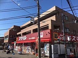 神奈川県川崎市高津区上作延の賃貸マンションの外観
