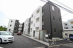 広島県安芸郡府中町大通1丁目の賃貸アパートの外観