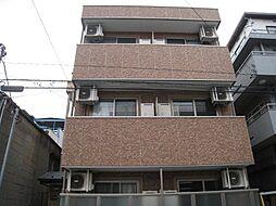 東京都江東区新大橋3丁目の賃貸マンションの外観