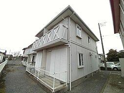 [テラスハウス] 千葉県市川市柏井町2丁目 の賃貸【/】の外観