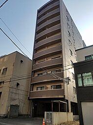 北海道札幌市中央区北3条東2丁目の賃貸マンションの外観