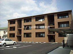 コート・ラベンダー北長瀬[3階]の外観