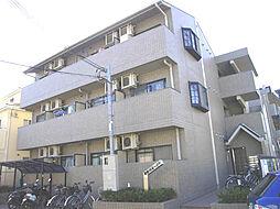 ドミール小松里[306号室]の外観