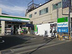 コンビニエンスストアファミリーマート 成田東3丁目店まで415m