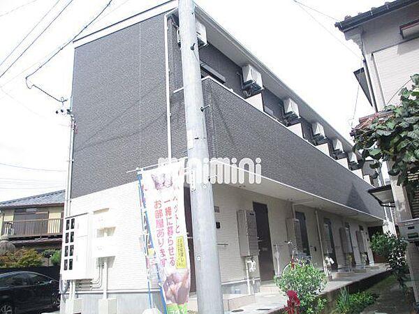 アースクエイク井戸田[1階]の外観