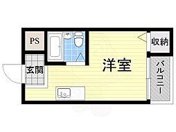 大阪市営御堂筋線 中津駅 徒歩7分