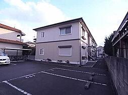 フレグランス静香II[2階]の外観