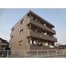 静岡県浜松市西区神ケ谷町の賃貸マンションの外観