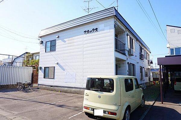 アネックス 1階の賃貸【北海道 / 旭川市】