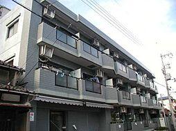 大阪府大阪市鶴見区放出東2丁目の賃貸マンションの外観