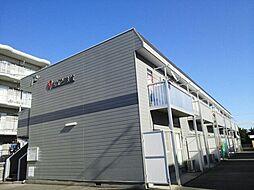 静岡県浜松市東区原島町の賃貸アパートの外観