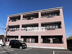 愛知県日進市浅田町大島の賃貸マンションの外観