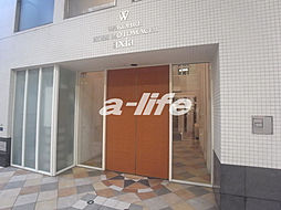 ワコーレ神戸元町アクシアのエントランス