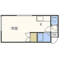 RaRa27[2階]の間取り