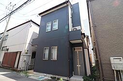 新潟県新潟市中央区白山浦1丁目の賃貸アパートの外観