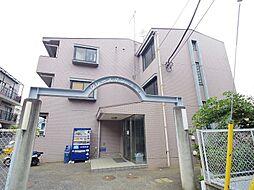 埼玉県朝霞市根岸台6丁目の賃貸マンションの外観