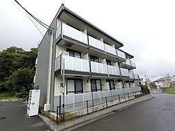 千葉県成田市山口の賃貸マンションの外観