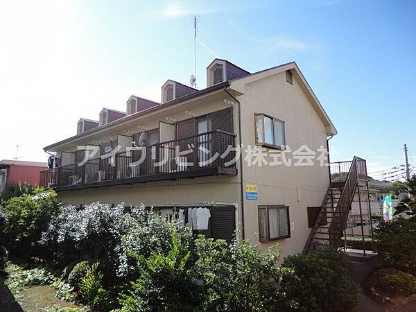 ホープヒルハウス 2階の賃貸【東京都 / 多摩市】