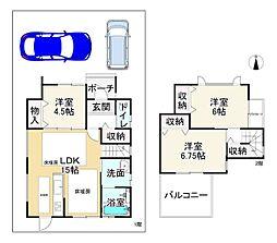 狛田駅 1,780万円