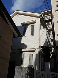 兵庫県神戸市東灘区田中町3丁目の賃貸アパートの外観