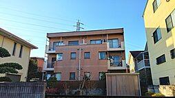 大和田コヤママンション[202号室]の外観