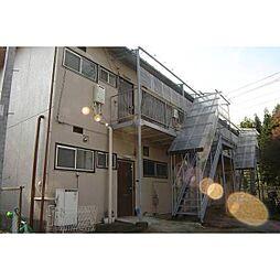 観音坂アパート[1階]の外観