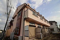 パークハイツオオタ[2階]の外観