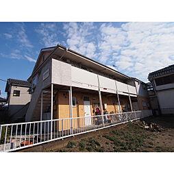 東京都足立区古千谷本町1丁目の賃貸アパートの外観