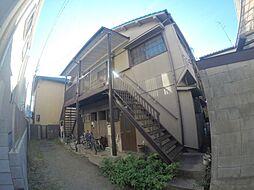 大阪府池田市宇保町の賃貸アパートの外観