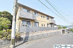 福岡県北九州市八幡西区泉ケ浦1丁目の賃貸アパートの外観