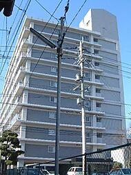 サンリラ駅前[10階]の外観