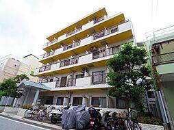 東京都葛飾区白鳥4丁目の賃貸マンションの外観