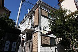 コーポ加藤[1階]の外観