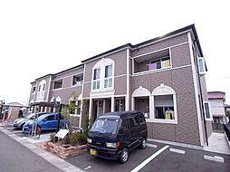 兵庫県明石市大久保町八木の賃貸マンションの外観