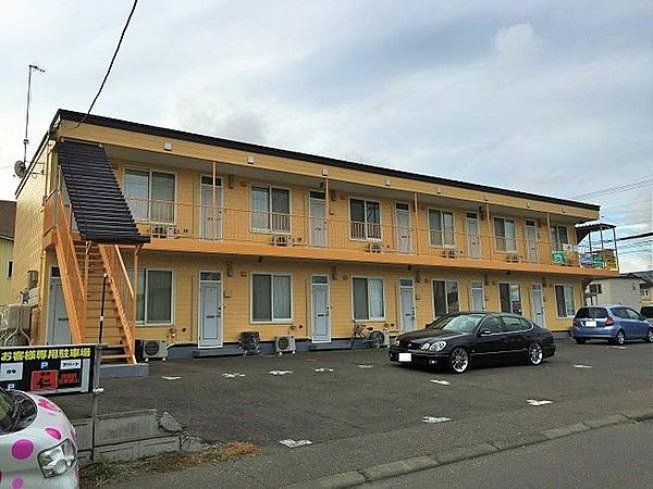 KIハイツ 2階の賃貸【北海道 / 北見市】